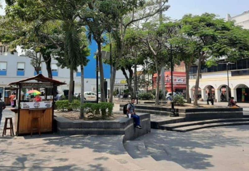 Retiran cintas del Parque Juárez y reanudan actividades