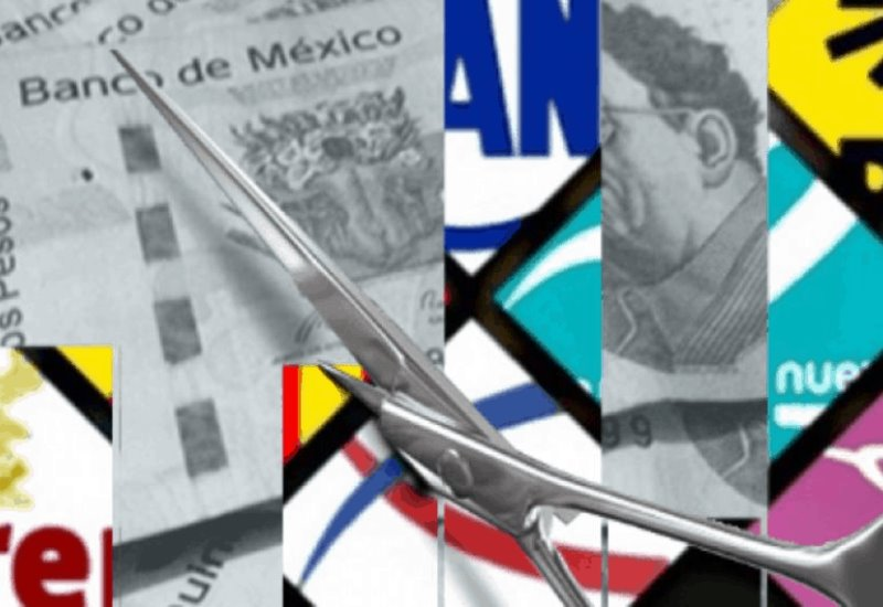 Morena busca recorte a presupuesto de partidos políticos para enfrentar coronavirus