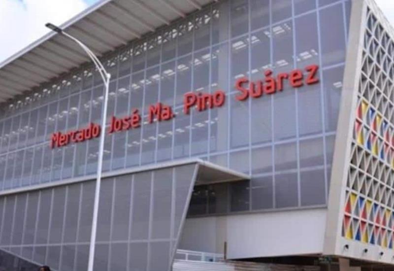 Comerciantes del mercado Pino Suárez recuperan ventas en un 20%