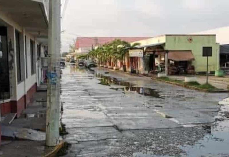 Así se encuentra y luce este municipio de Tabasco en pleno 10 de Mayo