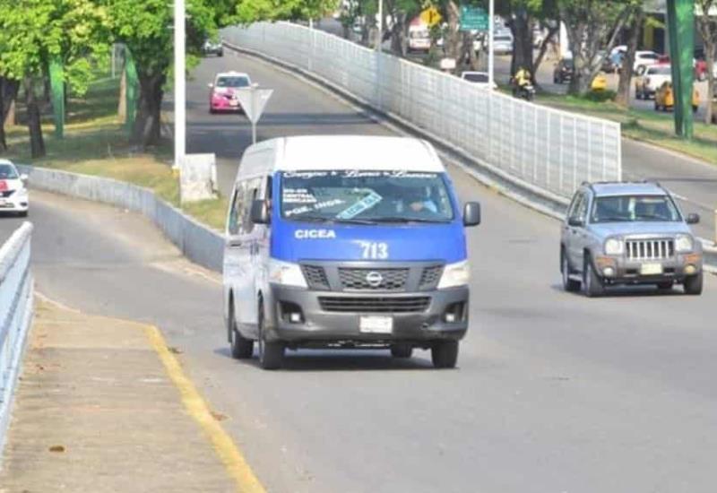 Se paraliza el transporte en Tabasco
