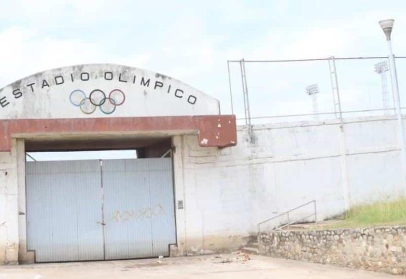 Obra de remodelación del Estadio Olímpico en Villahermosa será entregada el próximo 20 de julio
