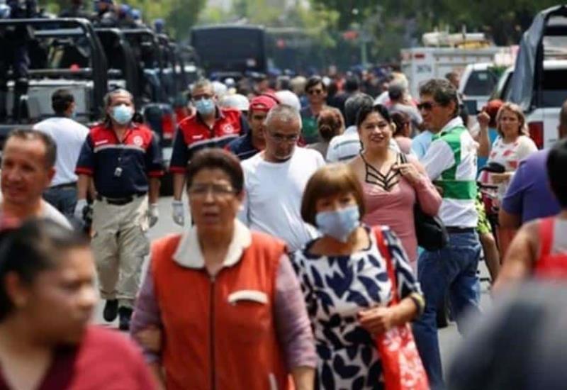 Actualización diaria del coronavirus en México