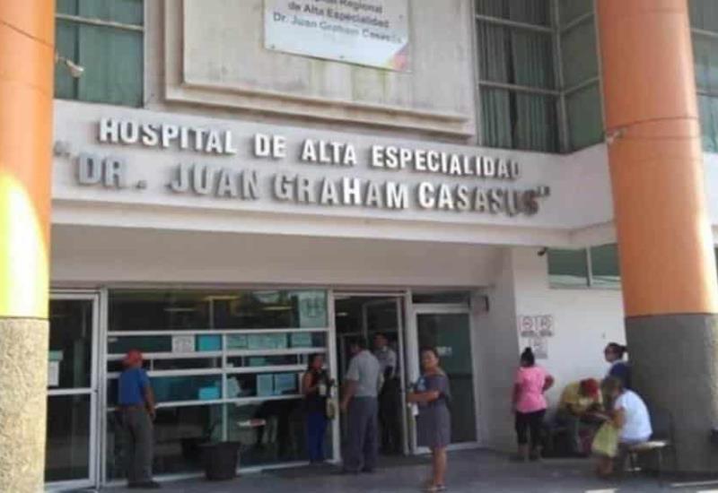 En estos hospitales se encuentran los pacientes con covid-19 en Tabasco