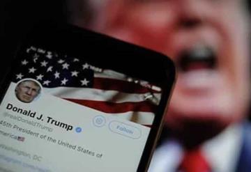 Twitter suspende cuenta de Trump por desinformar sobre el covid
