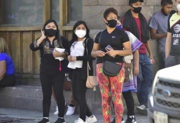 Aguascalientes, Chihuahua, Durango, Nuevo León, Querétaro y Zacatecas en alerta por posible rebrote