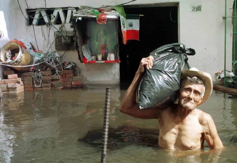 A 13 años de la gran inundación