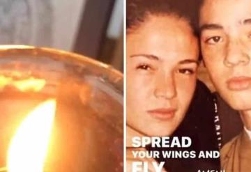 """""""Extiende tus alas y prepárate para volar"""", Yolanda Andrade se despide de su hermano"""